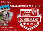#SummerCamp 2021