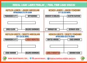 Finaliza la segunda Fase de las Ligas Vascas