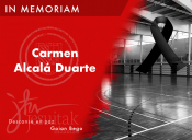 Fallece Carmen Alcalá Duarte