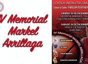 IV Memorial Markel Arrillaga
