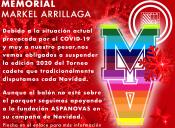 Memorial Markel Arrillaga